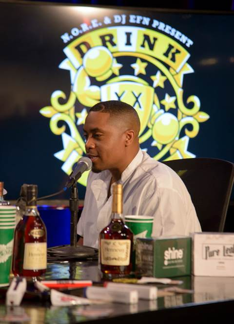 Nas Celebrates Release of The Lost Tapes II