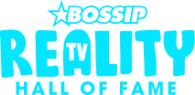 Bossip Reality TV Hall of Fame Logo