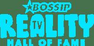Bossip Reality TV Hall of Fame Logo