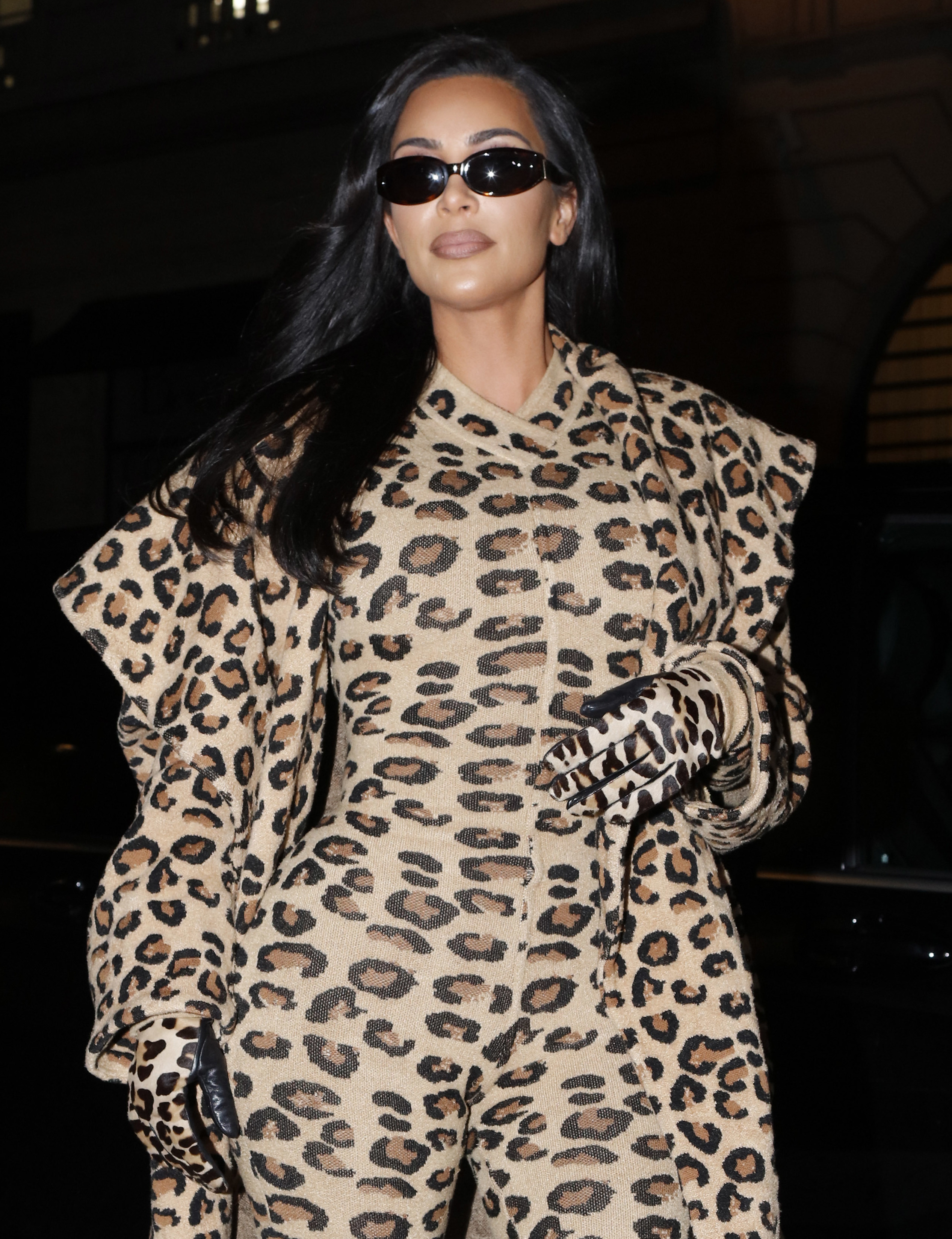 Kim Kardashian West out and about in Paris