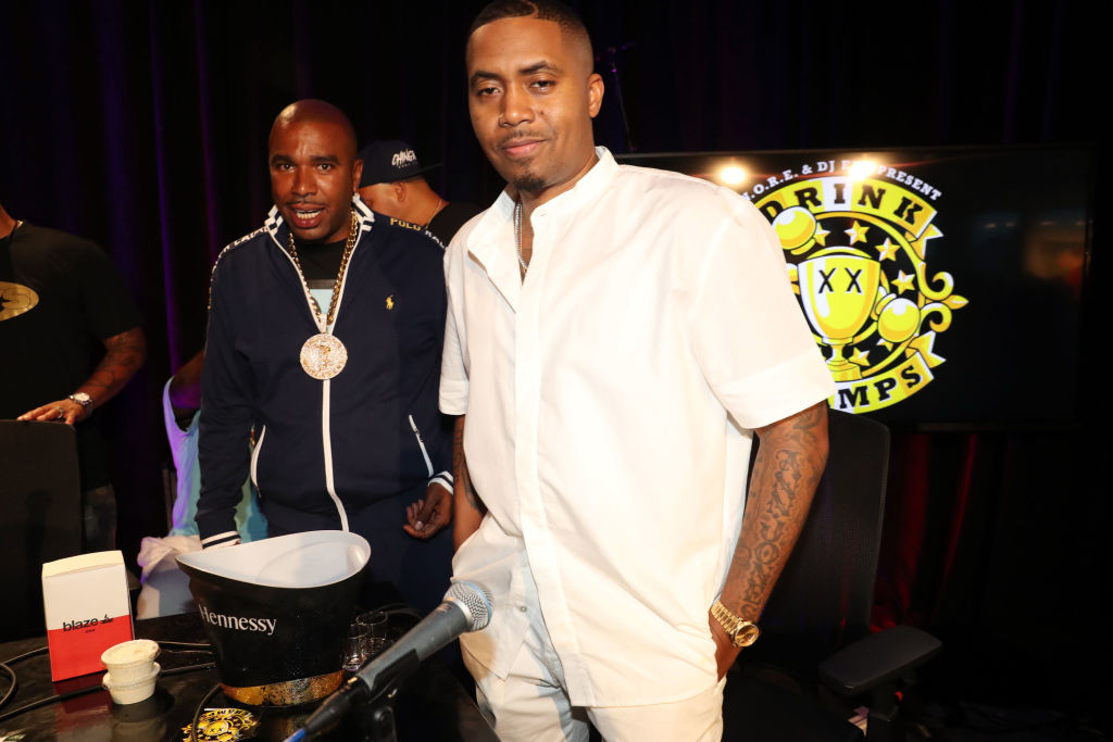 """Nas' """"The Lost Tapes 2"""" Release Party"""