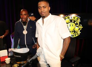 "Nas' ""The Lost Tapes 2"" Release Party"
