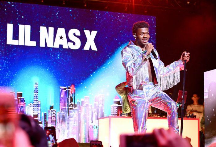 Lil Nas X Buzzfeed Internet Live 2