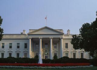 North Facade of the White House, Washington DC