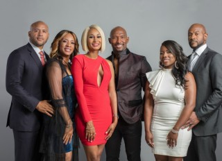 "Cast of OWN Series ""Love & Marriage: Huntsville"""
