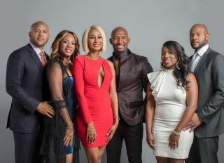 """Cast of OWN Series """"Love & Marriage: Huntsville"""""""