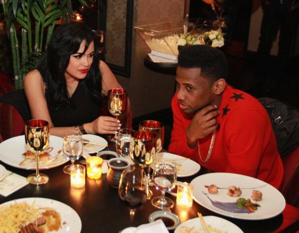 Trey Songz & Fabolous Birthday Dinner
