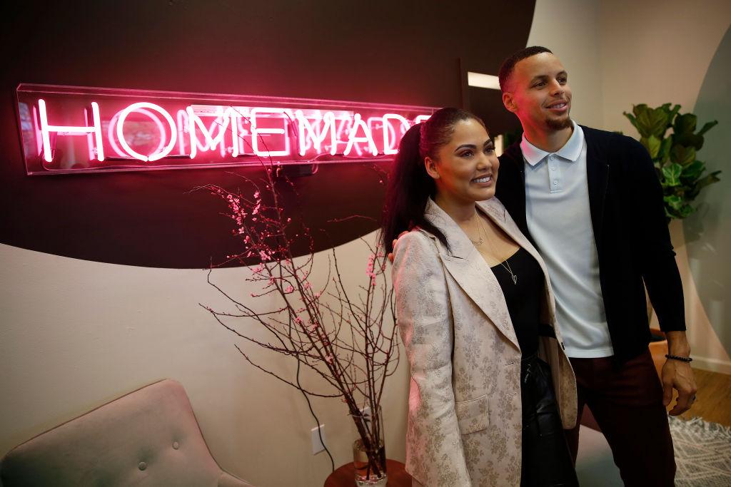 Ayesha Curry's Homemade store