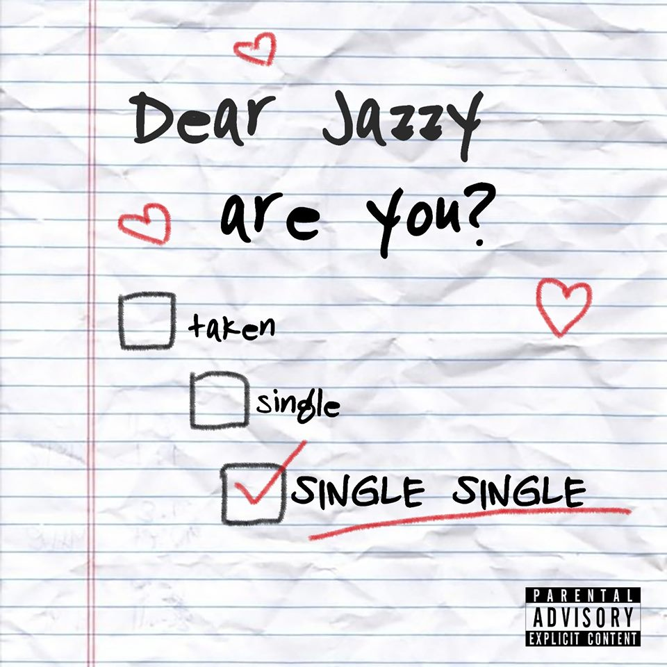 "Jazzy Amra ""Single Single"" Artwork"