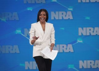 President Trump And Other Notable Leaders Address Annual NRA Meeting