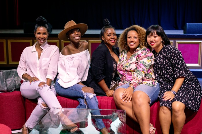 """HBO Hosts """"A Black Lady Sketch Show"""" Game Night"""""""