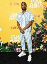 Brandon P. Bell at the Dear White People Vol. 3 Premiere