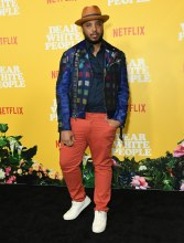Justin Simien at the Dear White People Vol. 3 Premiere