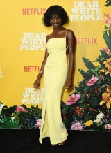 Samantha Ware at the Dear White People Vol. 3 Premiere
