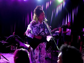 Willow Smith performs at The Roxy