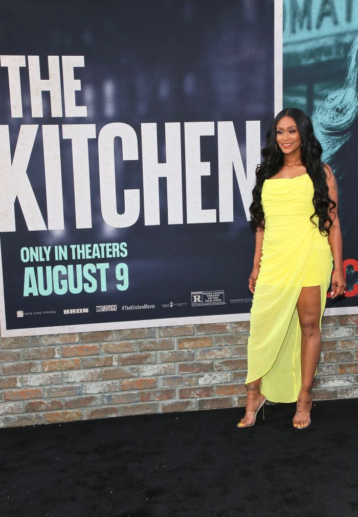 Karen Civil x Tami Roman x The Kitchen LA Premiere