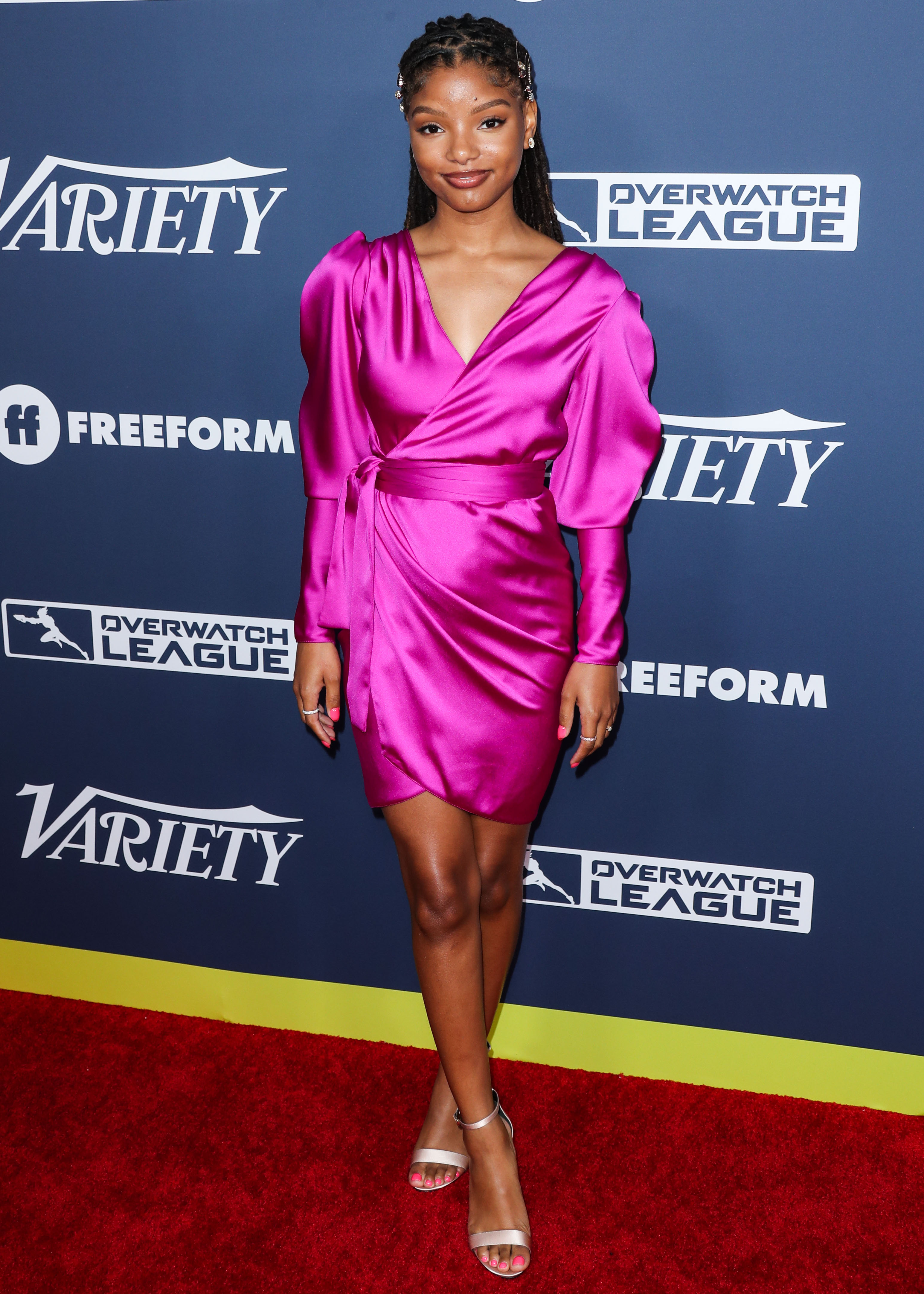 Halle Bailey Variety's Power Of Young Hollywood Party