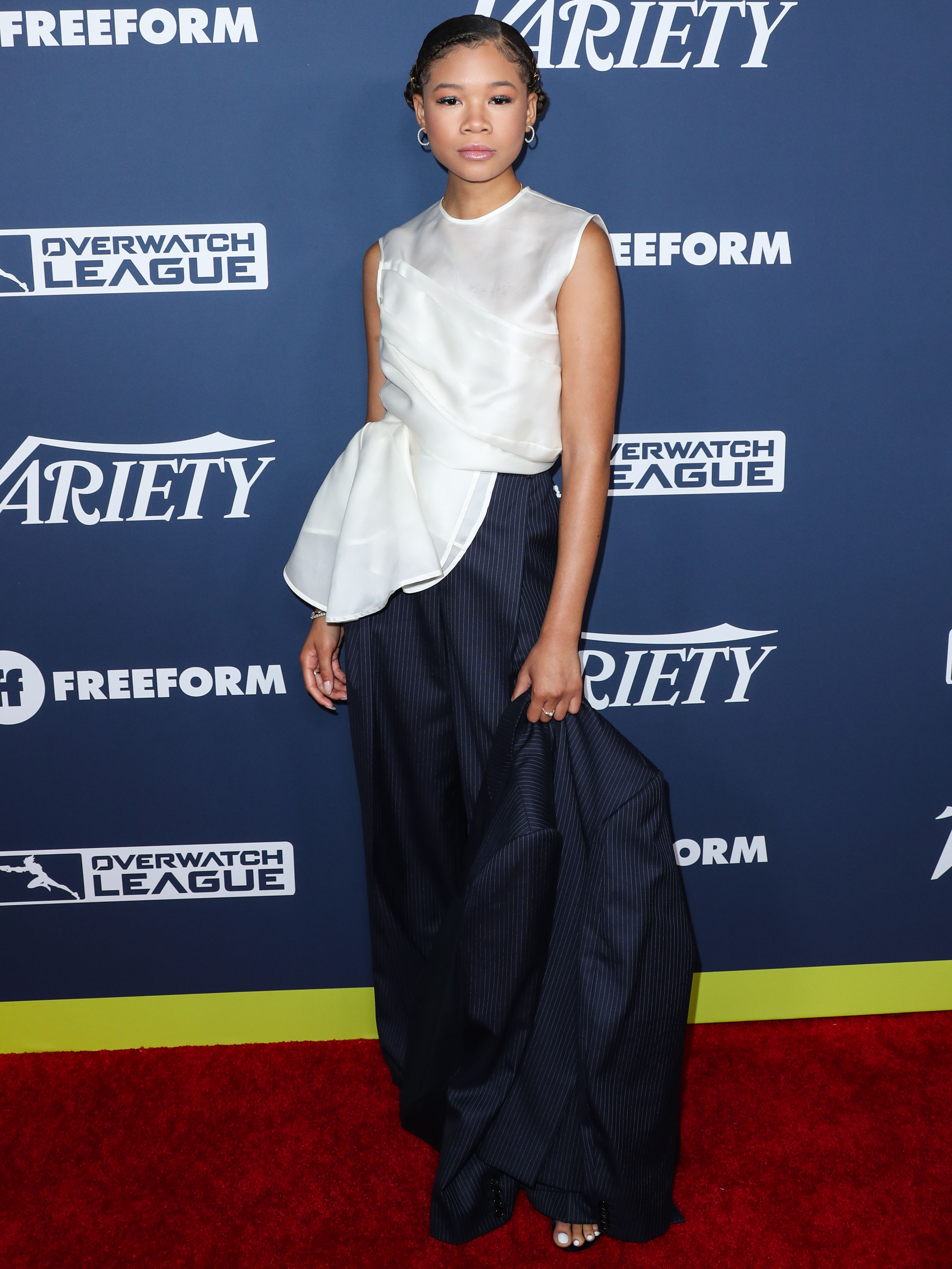 Storm Reid At Variety's Power Of Young Hollywood Party