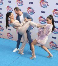 Bella Twins and Artem Fox's Teen Choice Awards