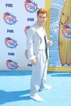 KJ Apa at Fox's Teen Choice Awards