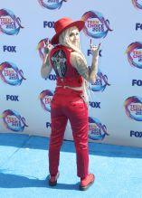 Zhavia Ward at Fox's Teen Choice Awards