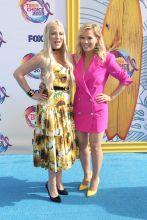Tori Spelling Jennie Garth Fox's Teen Choice Awards
