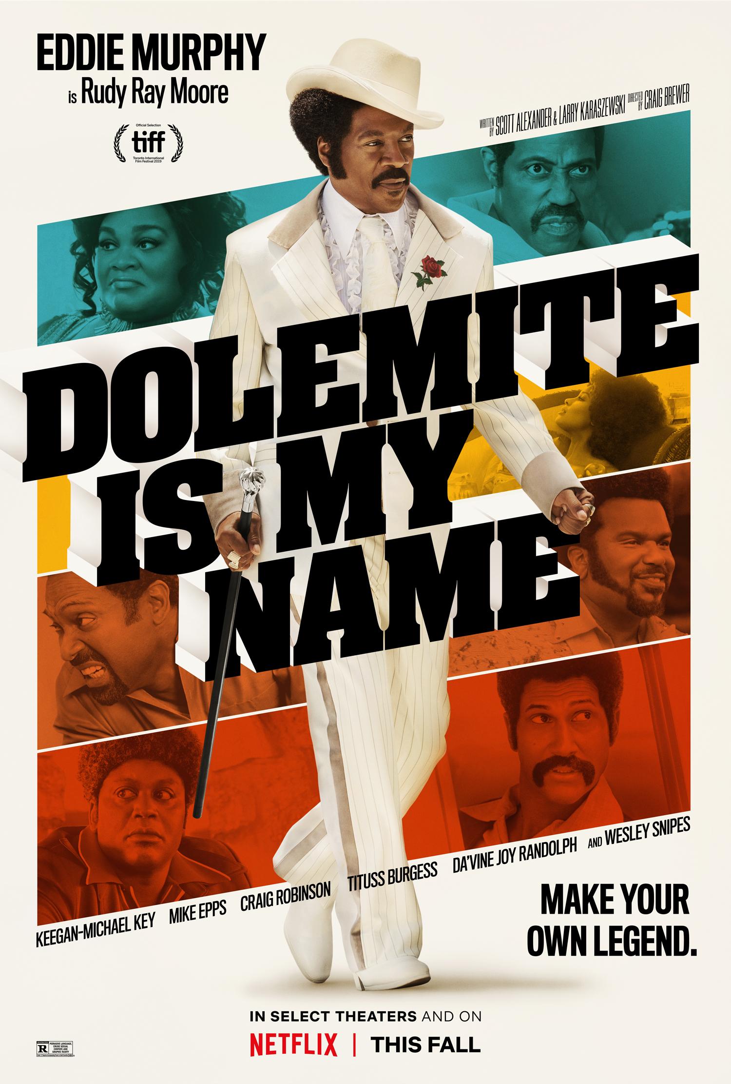 Dolemite Is My Name Key Art