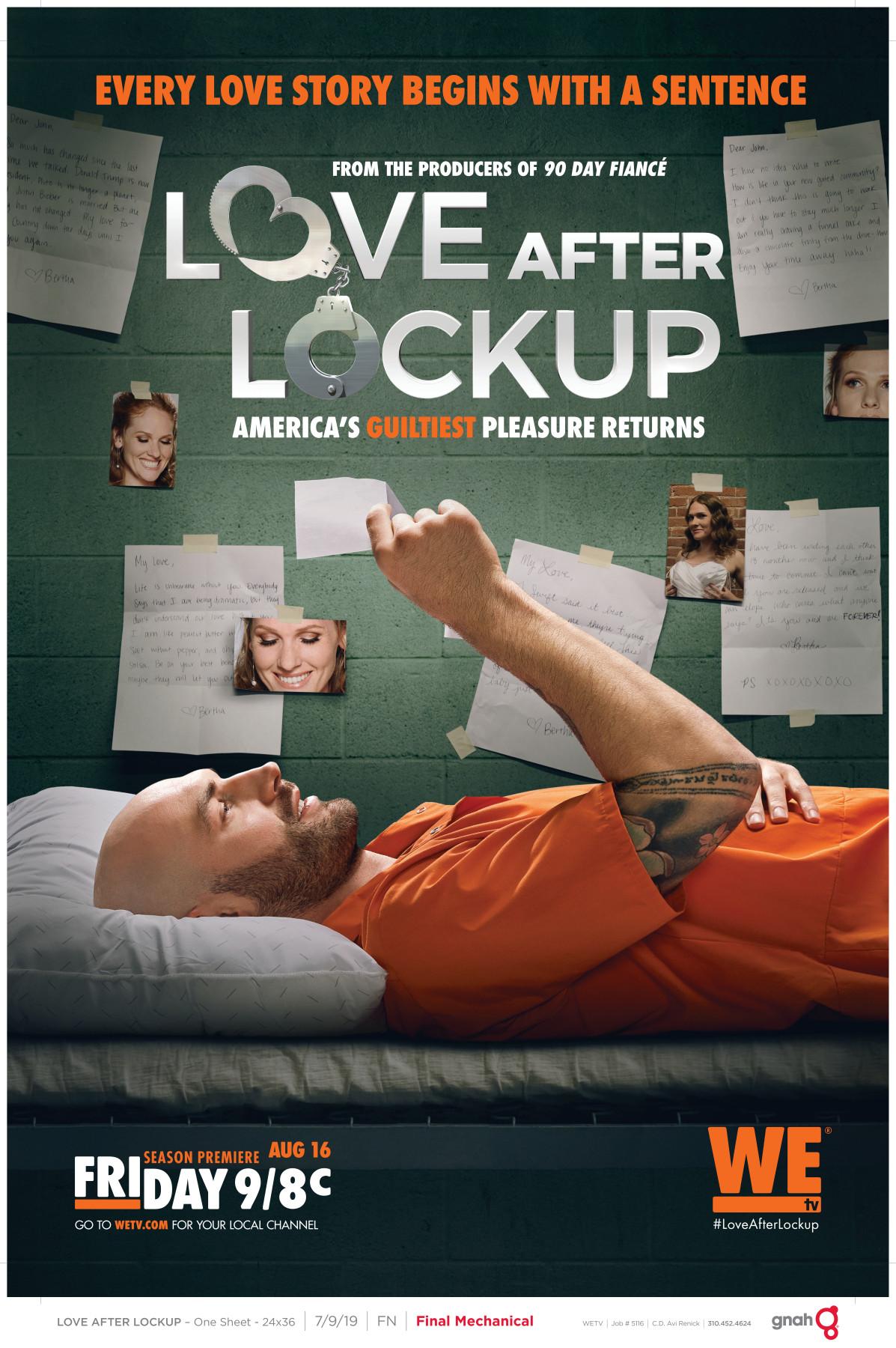 Love After Lockup Season 2 key art and cast photos