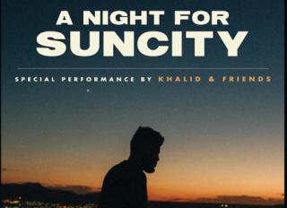Great Khalid x Right Foundation Suncity Festival