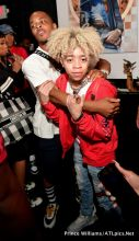 T.I. and son King