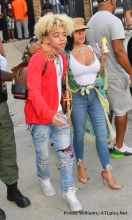 King and Tameka Harris
