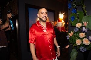 Drake, French Montana and Fat Joe at Haute Living event
