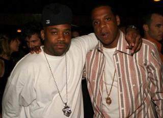 Dame Dash blasts Jay-Z on Adam21's No Jumper podcast