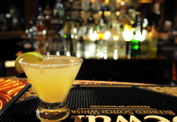 Photographed on Tuesday, September 13, 2011 -- The Grand Martini, made of equal parts Jose Cuervo a...