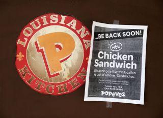 Popeyes Introduces Chicken Sandwich