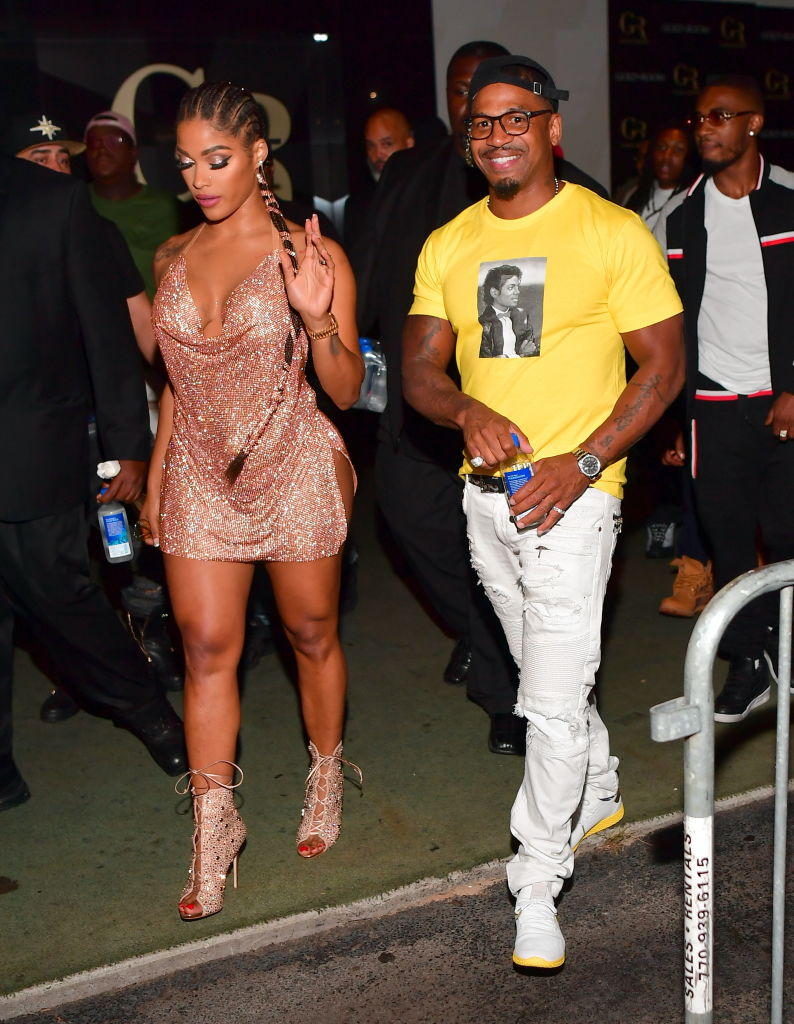 tevie J. + Joseline Hernandez Host Gold Room