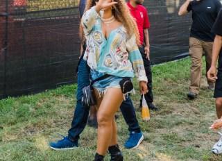 Beyoncé at Made In America