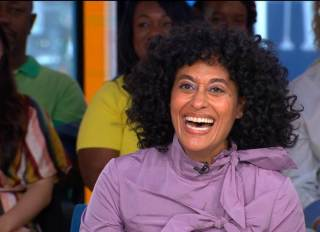 Tracee Ellis Ross on Good Morning America