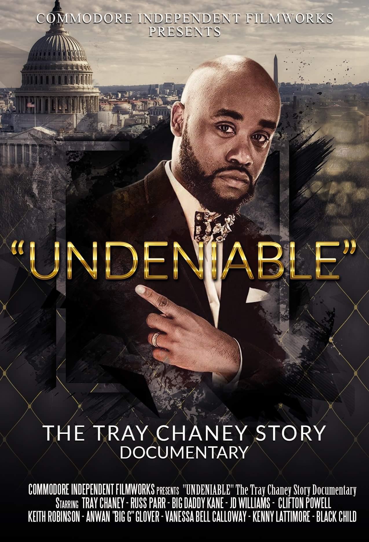 Tray Chaney