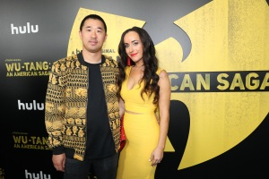 Alex Tse Red Carpet and After Party Pictures from HULU's Wu-Tang: An American Saga