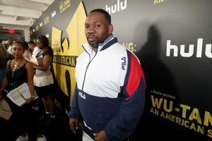 Raekwon Red Carpet and After Party Pictures from HULU's Wu-Tang: An American Saga