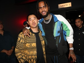 Alex Tse Dave East Red Carpet and After Party Pictures from HULU's Wu-Tang: An American Saga