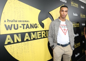 Julian Elijah Martinez Red Carpet and After Party Pictures from HULU's Wu-Tang: An American Saga