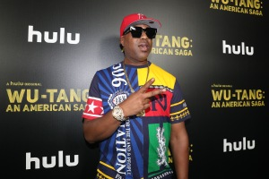 Cappadonna Red Carpet and After Party Pictures from HULU's Wu-Tang: An American Saga