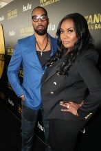 RZA and Nalani Diggs Red Carpet and After Party Pictures from HULU's Wu-Tang: An American Saga