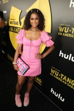 Vashtie Red Carpet and After Party Pictures from HULU's Wu-Tang: An American Saga