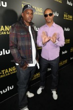 Power and Divine Red Carpet and After Party Pictures from HULU's Wu-Tang: An American Saga