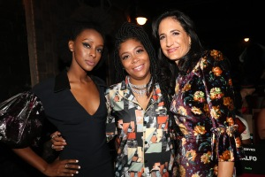 Ebony Obsidian, Marci Rodgers, Francie Calfo Red Carpet and After Party Pictures from HULU's Wu-Tang: An American Saga