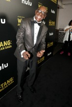 Poppa Wu Red Carpet and After Party Pictures from HULU's Wu-Tang: An American Saga