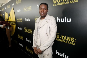 Shameik Moore Red Carpet and After Party Pictures from HULU's Wu-Tang: An American Saga